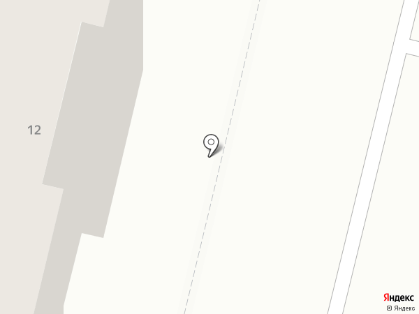 Продуктовый магазин на карте Волгограда
