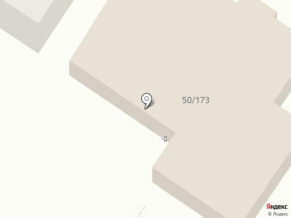 Диана на карте Волгограда