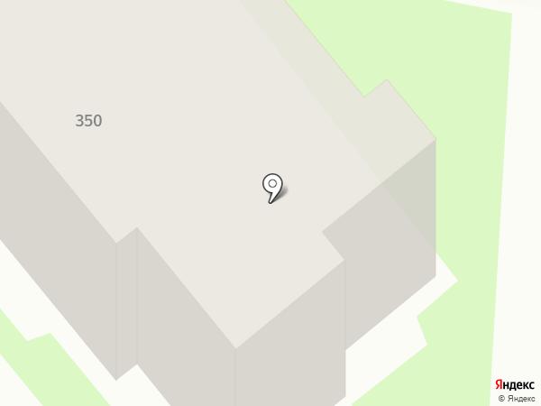 Квартет на карте Волгограда