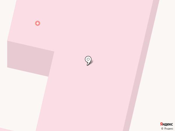 Областная клиническая психиатрическая больница №4 на карте Волгограда