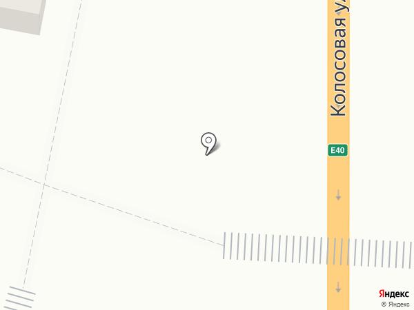 Нотариус Агапова Л.С. на карте Волгограда