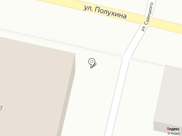 Церковь Евангельских Христиан-Баптистов на карте Волгограда
