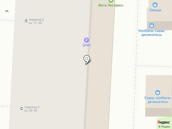 Доктор Столетов на карте Волгограда