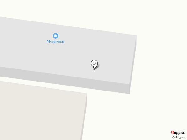 Автомойка на Лавровой на карте Волгограда
