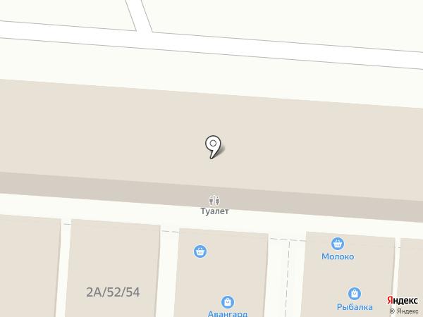 Мастерская по изготовлению ключей на карте Волгограда