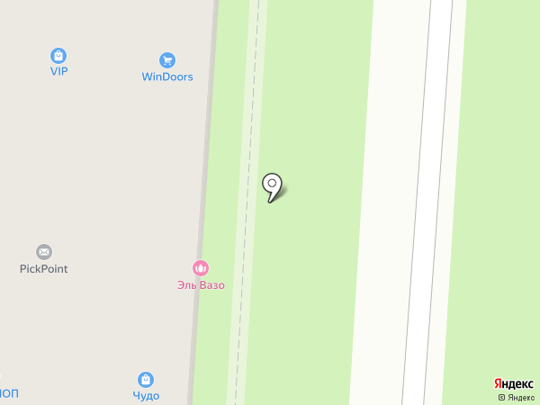 Эль Вазо на карте Волгограда