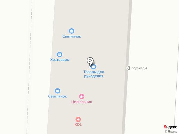 ЕВРОТЕКС на карте Волгограда
