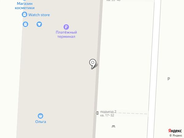 Ольга на карте Волгограда