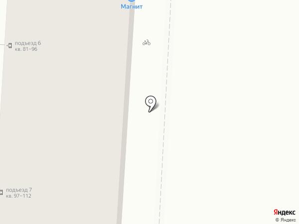 Свежее мясо на карте Волгограда