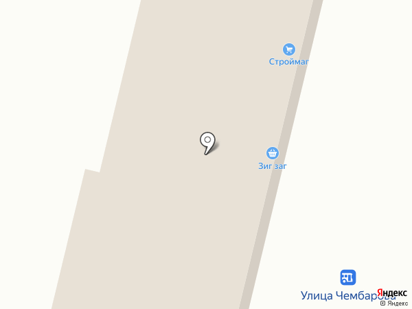 Пивная лавка на карте Волгограда