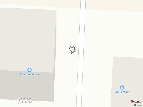 Вкусняшка на карте Волгограда