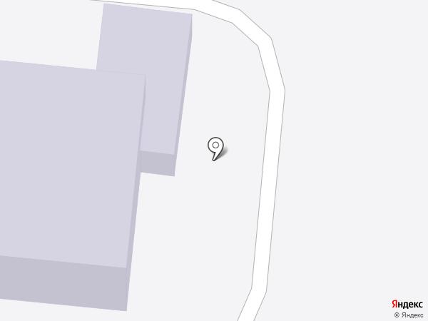 Детский сад №284 на карте Волгограда