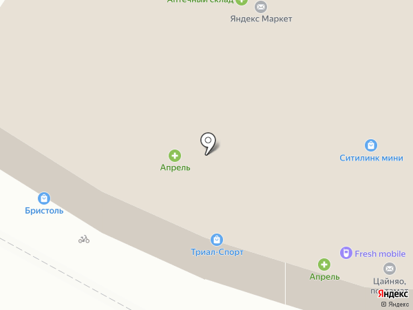 Кроха на карте Волгограда