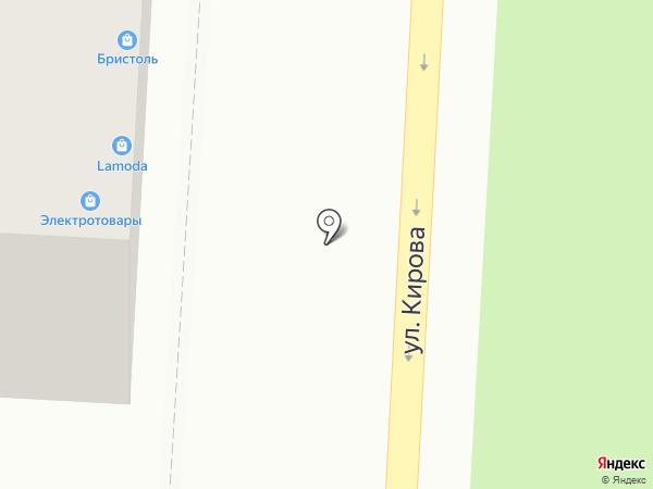 Ника на карте Волгограда