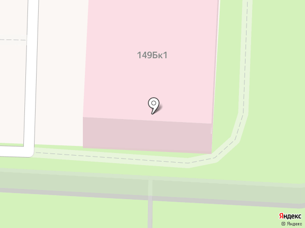Детская поликлиника на карте Волгограда