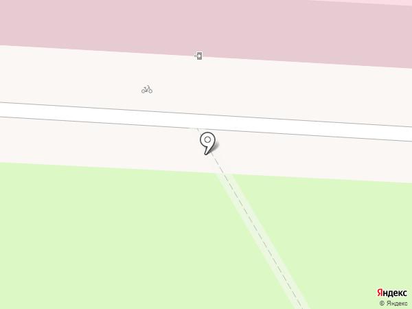 Аптека медсанчасти №40 на карте Волгограда