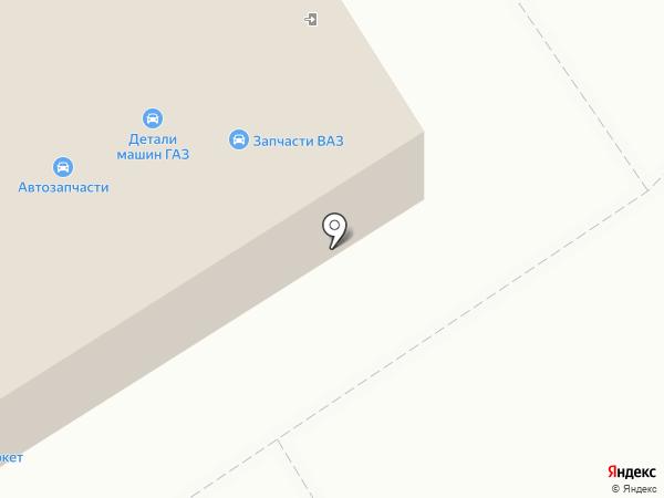 Детали машин ГАЗ на карте Волгограда