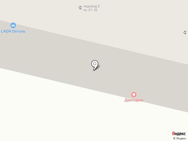 Авто-Сила на карте Волгограда