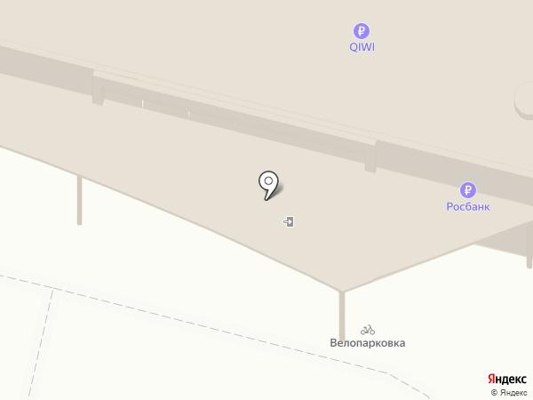 Салон оптики на карте Волгограда