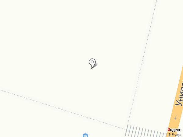 Тортоежка на карте Волгограда