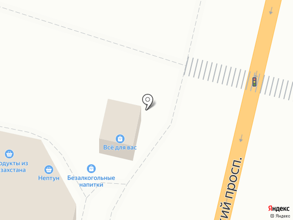 Кулинар Экспресс на карте Волгограда