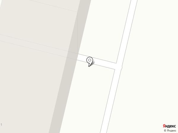 Марабу на карте Волгограда