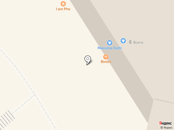 ВолгаСитиал на карте Волгограда