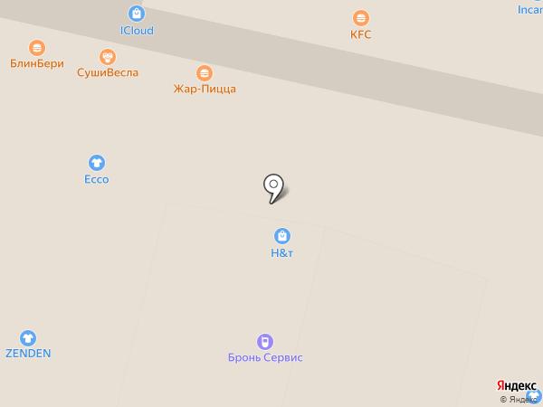 Riki`s sweet shop на карте Волгограда