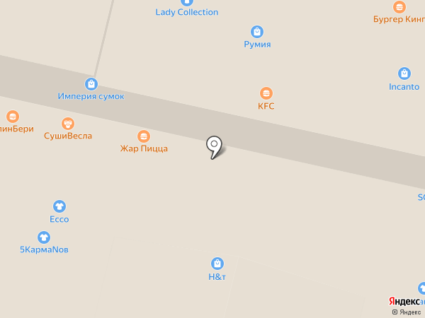 Магазин мужских аксессуаров на карте Волгограда