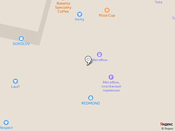 Eazy Go на карте Волгограда