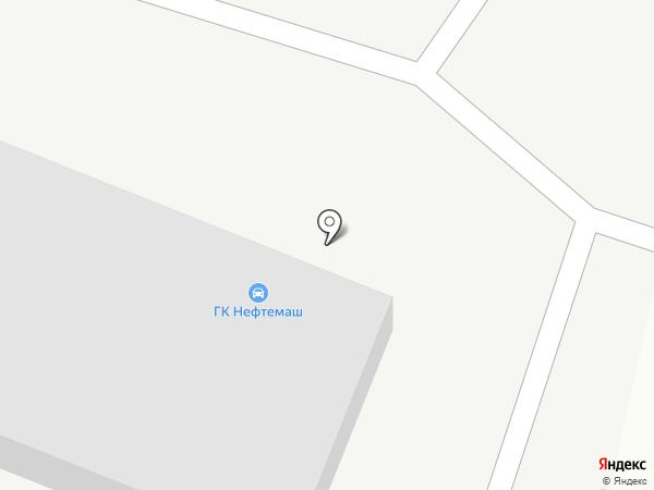 АКС-Юг на карте Волгограда