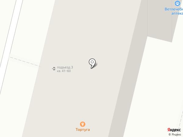 Индиана на карте Волгограда