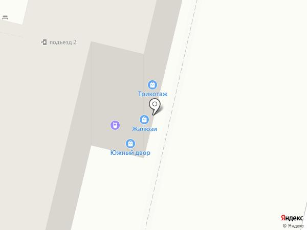 ПрофСтрой на карте Волгограда