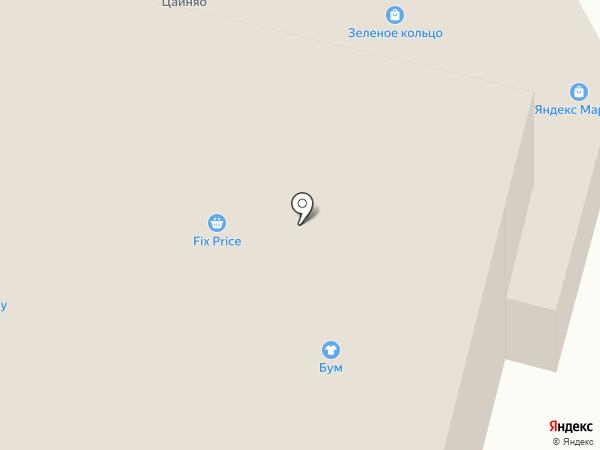 Радуга чудес на карте Волгограда