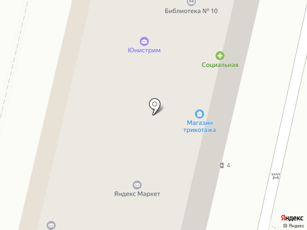 Банкомат, СКБ-банк на карте Волгограда