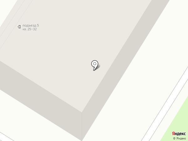 Адвокатский кабинет Белавинцевой М.Е. на карте Волгограда