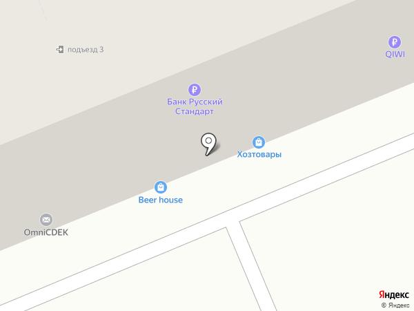 Магазин женской одежды на карте Волгограда