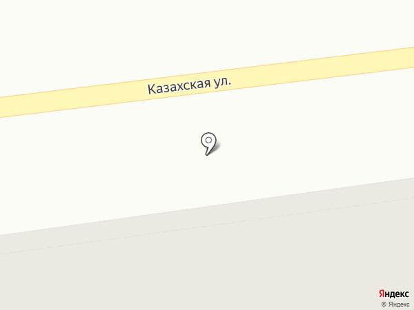 Киоск по продаже колбасных изделий на карте Волгограда