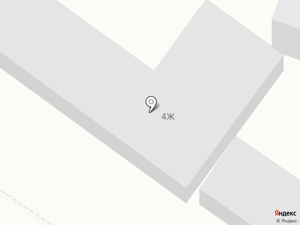 Волго-Дон на карте Волгограда