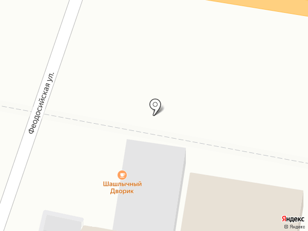 Кафе у Жоры на карте Волгограда