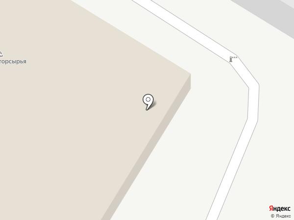 Боннель на карте Волгограда