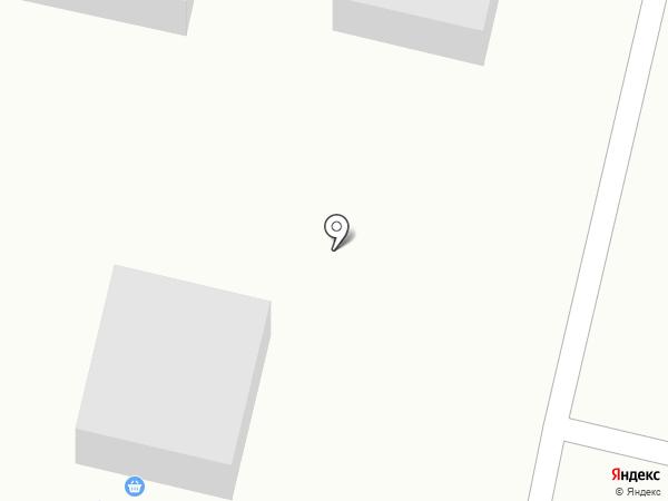 Магазин по продаже бочковых солений на карте Волгограда