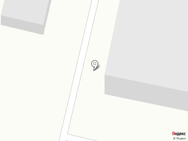 Магазин колбасных изделий на карте Волгограда