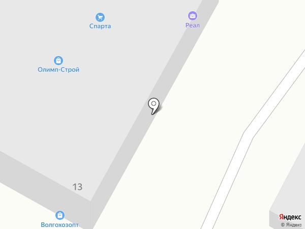 НТВ на карте Волгограда
