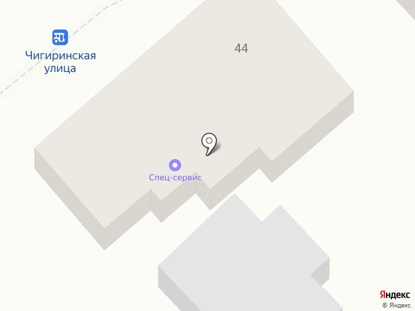 Строительная компания на карте Волгограда