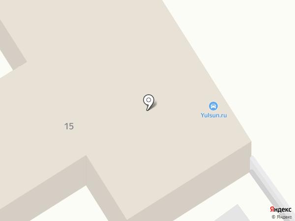 Техническая группа Авиан на карте Волгограда