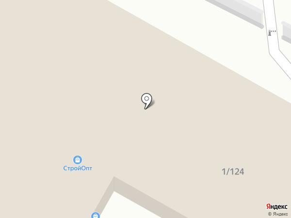 Керамическая плитка на карте Волгограда