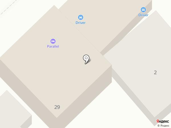 PARALLEL на карте Волгограда