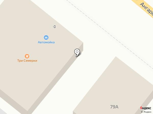 Gentlecar на карте Волгограда