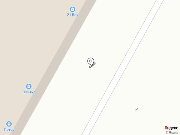 Невада на карте Волгограда